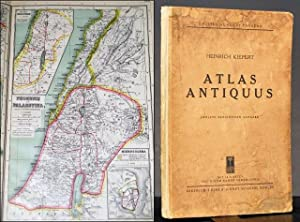 Atlas Antiquus: 12 Maps of the Ancient World for Schools and Colleges.