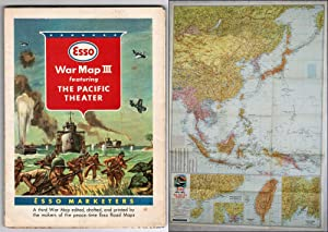 Esso War Map III Featuring the Pacific Theater