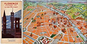 Florence: Monumental Map ex (A Visitor's Map)