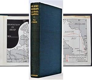 Sir John Franklin¿s Last Arctic Expedition: a: Cyriax, Richard J.