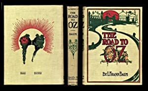 The Road to OZ [First Edition -: Baum, Frank L.