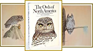 The Owls of North America (North of: Eckert, Allan W.
