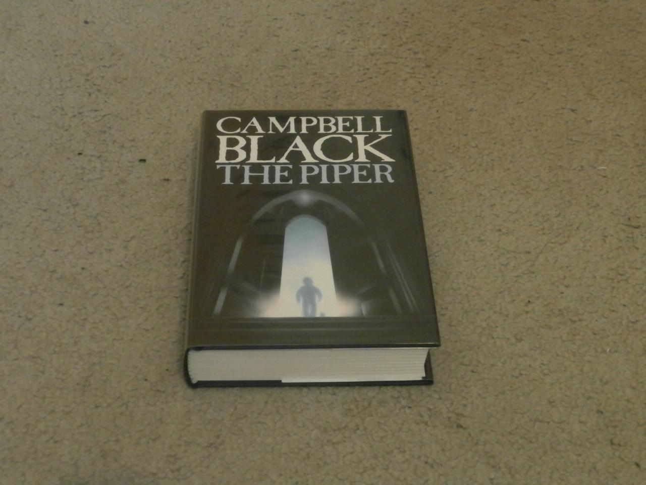 THE_PIPER_VFVF_SIGNED_UK_1ST_EDITION_HARDCOVER_11_Campbell_Black_Comme_Neuf_Couverture_rigide