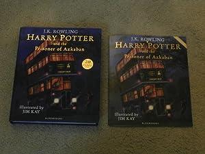 HARRY POTTER AND THE PRISONER OF AZKABAN: J K Rowling