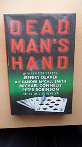 DEAD MAN'S HAND: VF/F UK 1ST EDITION 1/1 SIGNED BY MICHAEL CONNELLY, LORENZO ...