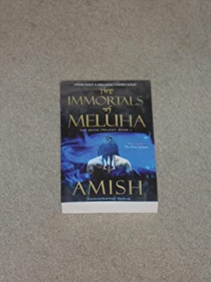 THE IMMORTALS OF MELUHA - UK UNCORRECTED PROOF *** POSTAGE OUTSIDE EUROPE IS 50% LESS THAN ABE ...