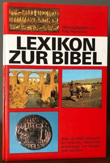 Lexikon zur Bibel Ausgabe 1973
