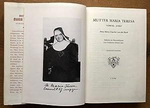 Mutter Maria Teresa vom hl. Josef. Stifterin: Tauscher van den