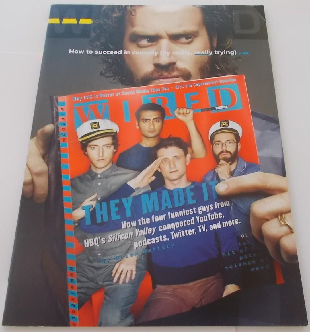 Wired Magazine, First Edition - AbeBooks
