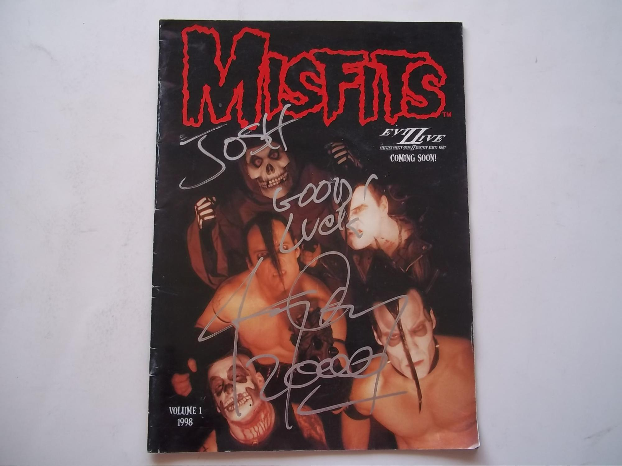 The Misfits Book