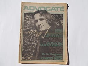 The Advocate (Issue No. 206, December 29, 1976): Touching Your Lifestyle, A Liberation Publication ...