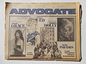 The Advocate (Issue No. 221, August 10, 1977): Touching Your Lifestyle, A Liberation Publication (...