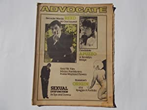 The Advocate (Issue No. 222, August 24, 1977): Touching Your Lifestyle, A Liberation Publication (...