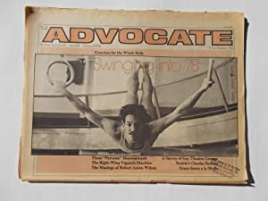 The Advocate (Issue No. 234, February 8, 1978): Touching Your Lifestyle (Formerly Los Angeles ...