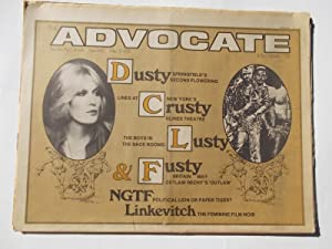 The Advocate (Issue No. 242, May 31, 1978): Touching Your Lifestyle, A Liberation Publication (...