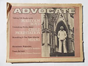 The Advocate (Issue No. 244, June 28, 1978): Touching Your Lifestyle, A Liberation Publication (...