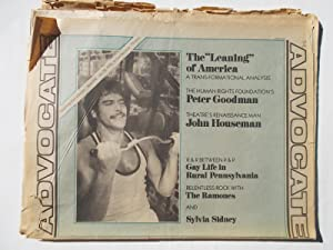 The Advocate (Issue No. 246, July 26, 1978): Touching Your Lifestyle, A Liberation Publication (...