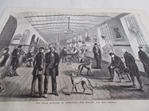 The Illustrated London News (March 31, 1860, Vol. XXXVI No. 1024) Complete Issue: George C. ...