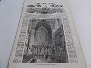 The Illustrated London News (May 12, 1860, Vol. XXXVI No. 1030) Complete Issue: George C. Leighton ...