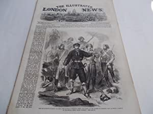 The Illustrated London News (June 16, 1860, Vol. XXXVI No. 1036) Complete Issue: George C. Leighton...