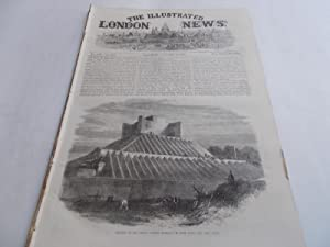 The Illustrated London News (January 21, 1865, Vol. XLVI No. 1298) Complete Issue: George C. ...