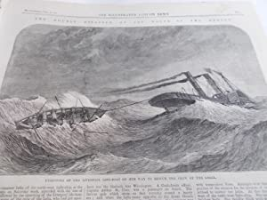 The Illustrated London News (January 28, 1865, Vol. XLVI No. 1299) Complete Issue: George C. ...