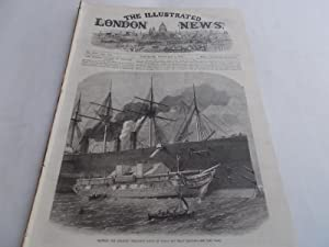 The Illustrated London News (February 4, 1865, Vol. XLVI No. 1300) Complete Issue: George C. ...