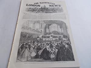 The Illustrated London News (February 11, 1865, Vol. XLVI No. 1301) Complete Issue: George C. ...