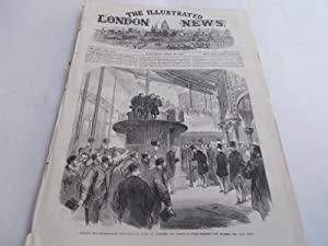 The Illustrated London News (April 15, 1865, Vol. XLVI No. 1310) Complete Issue: George C. Leighton...
