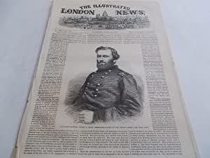 The Illustrated London News (April 22, 1865, Vol. XLVI, No. 1311) Complete Issue: George C. ...