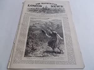 The Illustrated London News (May 27, 1865, Vol. XLVI, No. 1317) Complete Issue: George C. Leighton ...