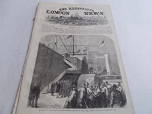The Illustrated London News (June 3, 1865, Vol. XLVI, No. 1318) Complete Issue: George C. Leighton ...