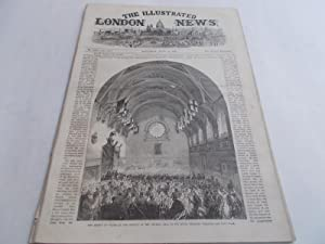 The Illustrated London News (June 17, 1865, Vol. XLVI, No. 1320) Complete Issue: George C. Leighton...