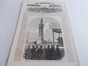 The Illustrated London News (July 1, 1865, Vol. XLVI, No. 1322) Complete Issue: George C. Leighton ...