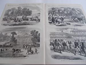 The Illustrated London News (July 22, 1865, Vol. XLVII, No. 1325) Complete Issue: George C. ...