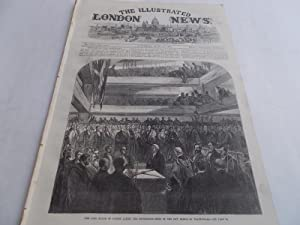 The Illustrated London News (July 29, 1865, Vol. XLVII, No. 1326) Complete Issue: George C. ...