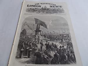 The Illustrated London News (August 12, 1865, Vol. XLVII, No. 1328) Complete Issue: George C. ...