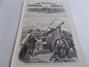 The Illustrated London News (August 26, 1865, Vol. XLVII, No. 1331) Complete Issue: George C. ...
