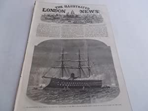 The Illustrated London News (September 2, 1865, Vol. XLVII, No. 1332) Complete Issue: George C. ...