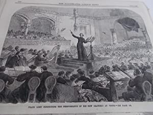 The Illustrated London News (September 9, 1865, Vol. XLVII, No. 1333) Complete Issue: George C. ...