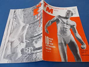 Tomorrow's Man (July 1964) Male Physique Magazine: J. Genovese (Editor)