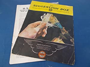 The Suggestion Box (March 1944, Volume 3 No. 1): Published for the Employees of U.S. Electrical ...