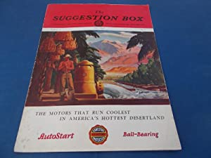 The Suggestion Box (July 1944, Volume 3 No. 2): Published for the Employees of U.S. Electrical ...