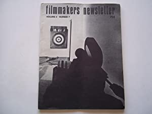 Filmmakers Newsletter Vol. 3 #7 (May 1970): Mallow, Suni and