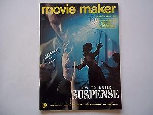 Movie Maker Magazine (Vol. 2 #3 March 1968): Rose, Tony (Editor)