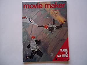 Movie Maker Magazine (Vol. 2 #8 August 1968): Rose, Tony (Editor)