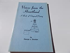 Voices from the Heartland: A Book of Original Cowboy Poetry: Stucker, George J.