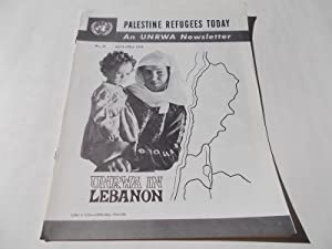Palestine Refugees Today: An UNRWA Newsletter (No. 33 April-May 1964) Magazine (The United Nations ...