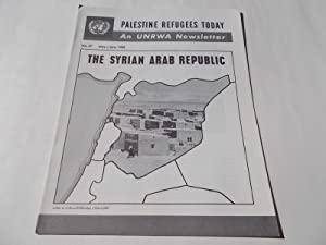 Palestine Refugees Today: An UNRWA Newsletter (No. 47 May-June 1966) Magazine (The United Nations ...