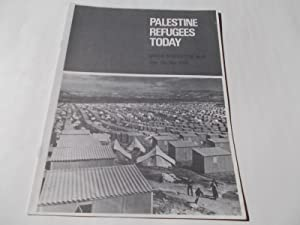 Palestine Refugees Today: An UNRWA Newsletter (No. 61 September-October-November 1969) Magazine (...